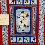 Hockey Quilt #201
