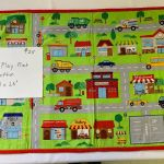 Car Play Mat Quilt #218